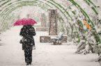 تشدید بارشها و کاهش ۲۰ درجهای دما در آذربایجان شرقی