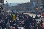 شایعه تعطیلی و افزایش مراجعه مردم به بازار تبریز