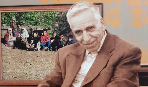حاج جلیل خسروشاهی گمنام ترین خیر مدرسه ساز ایران و جهان