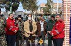راهپیمایی موتوری و خودرویی ۲۲ بهمن در خسروشاه برگزار شد