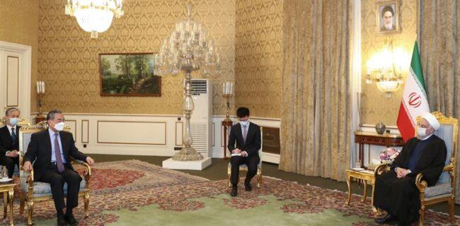 سند ۲۵ ساله، چشم انداز رابطه ایران و چین را مشخص می کند