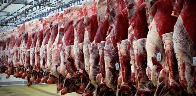 تامین گوشت شهروندان و جلوگیری از افزایش قیمت در شب عید