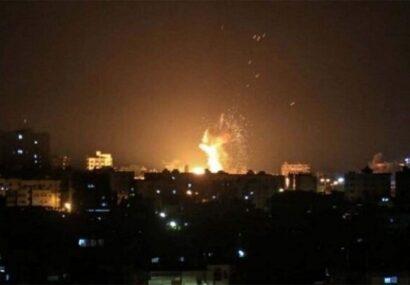 انفجار در نزدیکی تاسیسات هستهای دیمونا/ واکنش مقامات صهیونیست