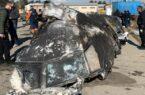 عامل سقوط هواپیمای اوکراینی خطای انسانی و غیرعمدی بود