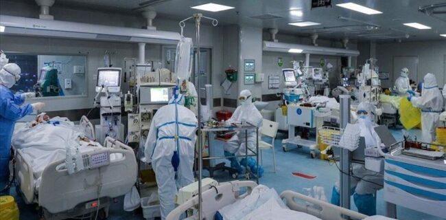 فوت ۲۰۲ بیمار کووید۱۹ در شبانهروز گذشته