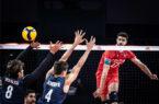 همگروهی تیم ملی والیبال ایران با پاکستان، تایلند و هنگکنگ