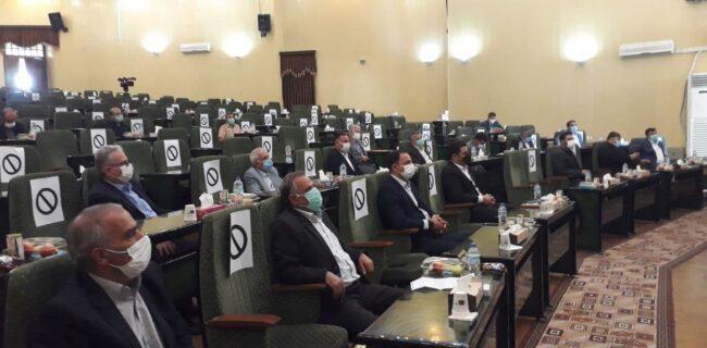توسط رئیس شورا: گزارشی از فعالیت های شورای شهر خسروشاه اعلام شد