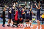 حریفان ایران در مسابقات والیبال قهرمانی جهان مشخص شد