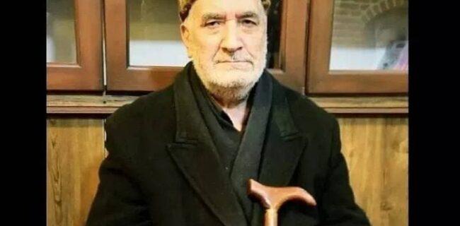 استاد طاهری خسروشاهی؛ مرثیه سرای صاحب نام شعر آیینی آذربایجان درگذشت