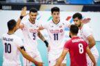 ورود قاطعانه ایران به منطقه مدال با پیروزی برابر چین تایپه