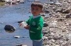 قاتل امیرعلی ۳ ساله دستگیر شد